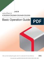 IR ADV C5000Srs Manual