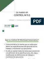 Control-M UNIDAD 1 -La Nueva Interfaz Gráfica