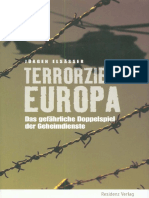 Jürgen Elsässer - Terrorziel Europa