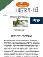 Ankit Presentation