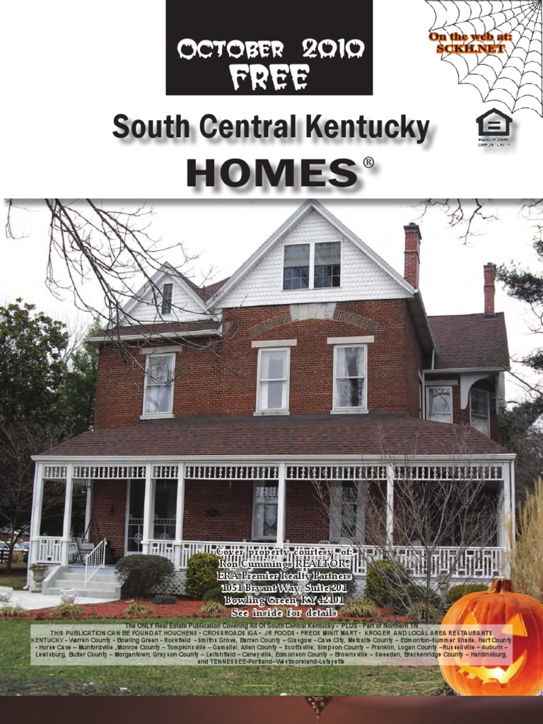 South Central KY HOMES Oct 2010