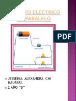 CIRCUITO ELECTRICO EN PARALELO CARATULA.pptx