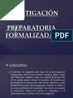 La Investigación Preparatoria Derecho Penal
