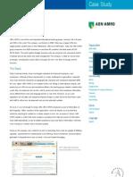 Aunagte ABN Amro Case Study