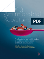 Carsten Strøby Jensen, Søren Beck Nielsen, Lars Fynbo - Risking Antimicrobial Resistance_ a Collection of One-health Studies of Antibiotics and Its Social and Health Consequences (2019, Palgrave Ma