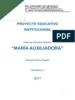Pei, Sor Inés 2017