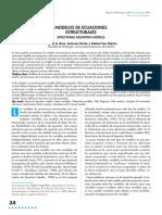 (Articulo) Modelos de Ecuaciones Estructurales