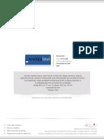 Percepción Del Riesgo en Relación Con Capacidades de Autoprotección y Autogestión, Como Elementos Re
