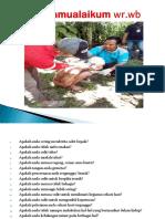Presentasi Jiwa Untk Kader
