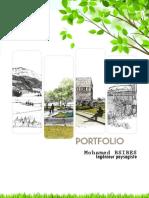 Portfolio Bsibes Mohamed Ing Paysagiste
