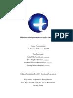 Organisasi Manajemen Perencanaan dan Evaluasi (OMPE) - Millenium Development Goal's Dan BPJS Kesehatan