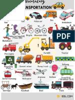Transportation Vocabulary.2 853x1024