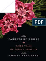Amrita Narayanan (Ed.) - Parrots of Desire 3,000 Years of Indian Erotica - 2017