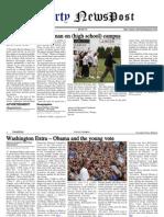 Liberty Newspost Sept-29-10