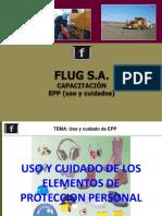 Formato Presentación Capacitación Rev. 01 - Flugsa - Epp