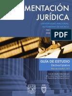 Argumentacion Juridica 8 Semestre