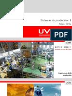 Clase de Introducción Sistemas de Producción II