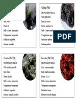 Minerales Salida de Campo 2