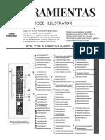 herramientas de Ilustrador