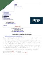 Kit Activare Computer Bord LOGAN