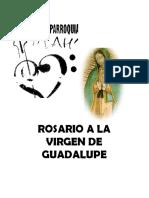 El Santo Rosario La Guadalupana - Modificado