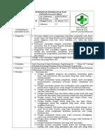 8.2.1.7 SOP Evaluasi Ketersediaan Obat