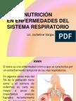 Nutricion Enfefmerdad Respiratori Asma y Broquios