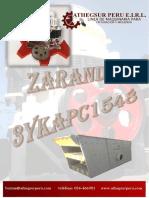CARATULA ZARANDA