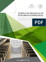 Modelo de Programa de Integridad Empresarial