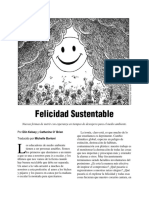 Felicidad Sustentable