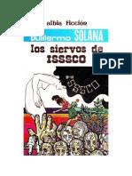 11-Los Siervos de Isssco-GuillermoSolana