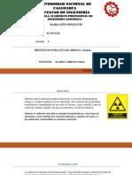 Radiacion Ionica