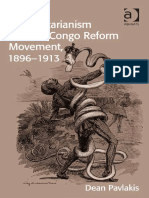 British Humanitarianism and the Congo Reform Movement, 1896-1913 (2015)