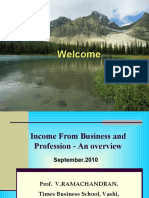 Income From Business and Profession - Expenses Expressly Allowed