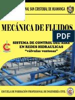 Sistema de Control Del Aire en Redes Hidraulicas