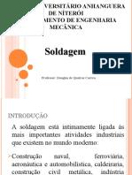 Terminologia de Soldagem