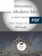 Democracy - The Modern Idol - Abu Yahya al-Libi - Ahlut-Tawhid Publications.pdf
