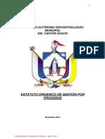 Estatuto Orgánico de Gestión por Procesos (2) quijos.pdf