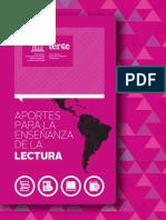 UNESCO TERCE Aportes para la enseñanza de la lectura AL.pdf