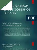 La Contabilidad en Los Gobiernos Locales Mexposicion