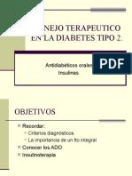 03- Manejo Terapeutico en La Diabetes Tipo 2