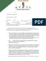 Formato Contrato de Trabajo_Consultora Fortaleza 2_Luis Santi_2018