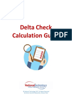 Delta Check Calculation Guide 3