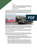 Motivos de La Guerra Fría