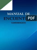 Manual de Encuentros - Conferencistas (1)