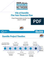 Danville 5 Year Plan