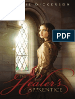 The Healer's Apprentice by Melanie Dickerson, Excerpt