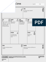 The Digital Marketing Canvas