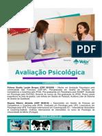 PS - Avaliação Psicológica - EMENTA 2017