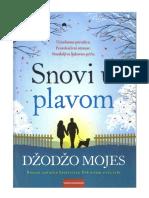 Jojo Moyes - Snovi u Plavom